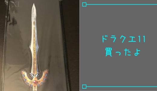 ドラクエ11をダブルパックで買ったよ!PS4版のロード時間とか序盤プレイ感想(おまけにカジノ情報あり)