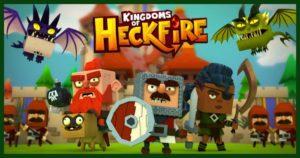 Kingdoms of Heckfireは新作のシミュレーションMMORPG