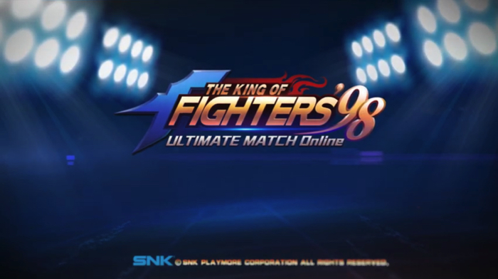 THE KING OF FIGHTERS '98UM OL スクリーンショット