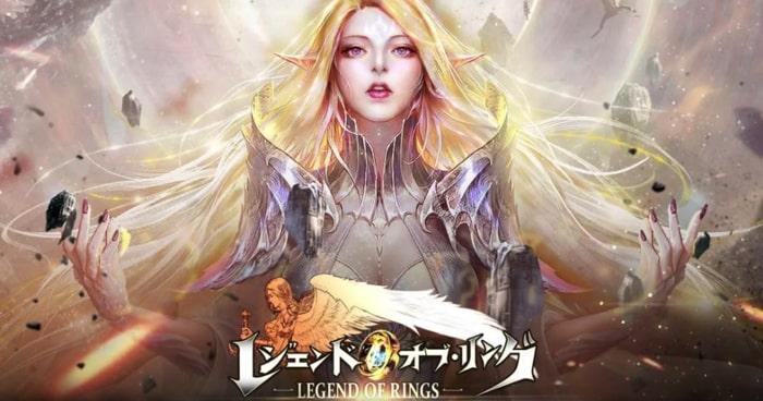 レジェンドオブリングは新作のMMORPG