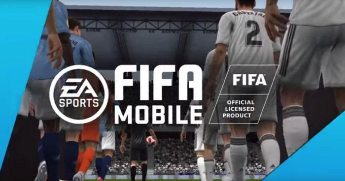 FIFA サッカー スクリーンショット