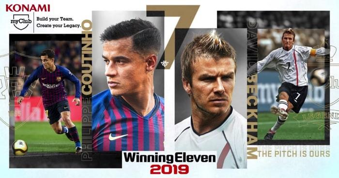 Winning Eleven 2019 スクリーンショット