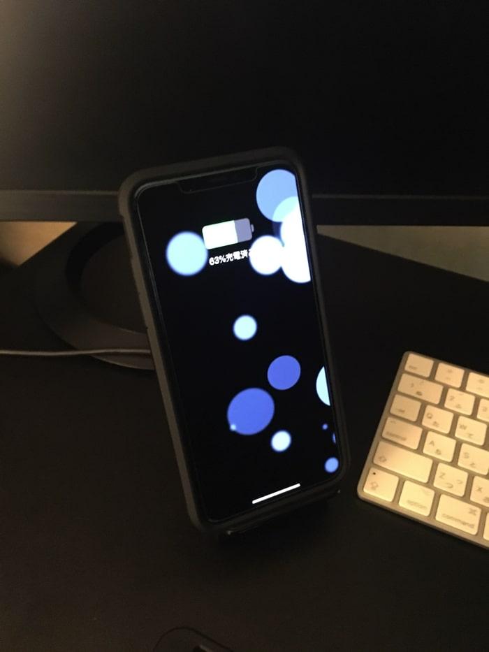 spigen iPhone11ProMAX タフアーマー 充電器